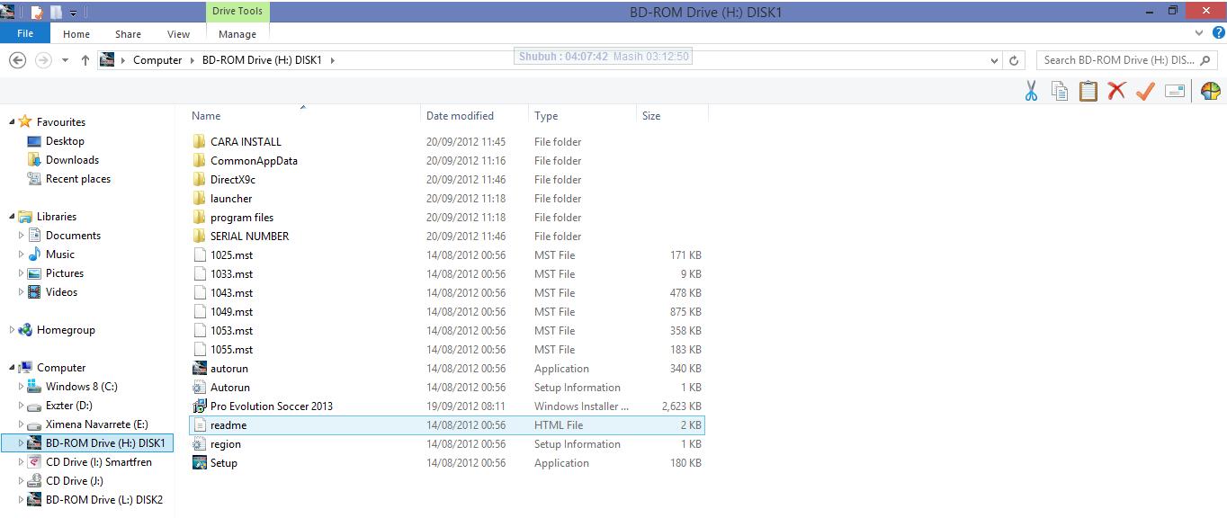 Instal game PC menggunakan Daemon Tool Lite tan kepingan CD dan ...